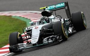 Gp di Suzuka: vince Nico Rosberg! Mercedes campione del mondo costruttori!