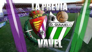 Real Valladolid Promesas - CD Guijuelo: juventud vs veteranía
