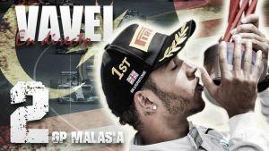 Clasificación del GP de Malasia 2015 de Fórmula 1 en vivo y online