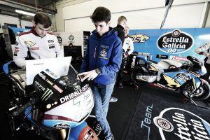 """Álex Márquez: """"Yo necesito rodar en seco para adaptarme a la Moto 2"""""""