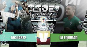 Resultado Jaguares vs Equidad en vivo y en directo online (1-1)