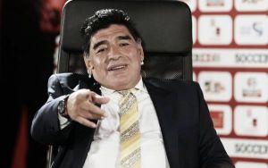"""Maradona critica Fifa e exalta trabalho impecável do FBI: """"Fui chamado de louco"""""""
