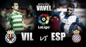 Previa Villarreal - Espanyol: a soñar con la Champions