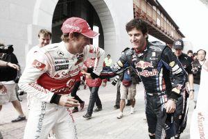 Webber quer Button no WEC em 2015