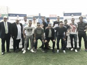 Cocker Company se une al UCAM Murcia CF como nuevo patrocinador esta temporada