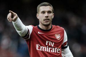 Galatasaray: ufficiale l'acquisto di Podolski