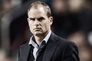 "Frank de Boer: ""No voy a marcharme"""