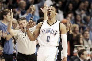 Resumen NBA: OKC y los Clippers regresan a lo grande tras el parón del All-Star