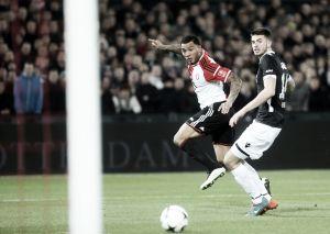Feyenoord y AZ empatan en un partido de alternativas
