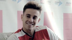 Anuario Estudiantes VAVEL 2017: Juan Bautista Cejas, la esperanza del gol