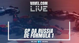 Grande Prêmio da Rússia de F1 ao vivo online