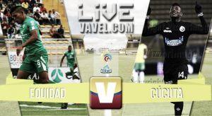 Equidad vs Cúcuta en vivo y en directo online por la Liga Águila 2015 – I