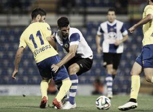Airam mantiene con vida al Cádiz CF a pesar de Chechu Flores