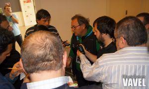 "Giuliano Peruzzi: ""Somos optimistas"""