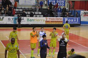 Montesinos avanza hacia los Cuartos de la Copa del Rey