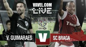 Resultado Vitória Guimarães vs Sporting Braga en la Liga Portuguesa 2015 (1-0)