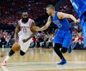 NBA Playoffs: Houston vince il rodeo contro Dallas e si prende Gara 1
