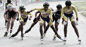 Colombia, protagonista y campeón de la Copa Europea de patinaje