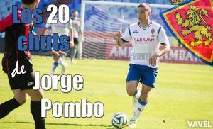 Los 20 chuts de Jorge Pombo
