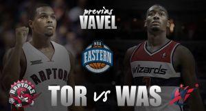 Toronto Raptors - Washington Wizards: duelo exterior en la serie más igualada del Este