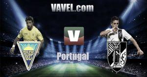 Estoril vs Vitória Guimarães, así lo vivimos