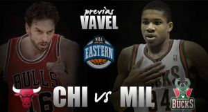 Chicago Bulls - Milwaukee Bucks: la revelación de la temporada, primer escollo para Pau Gasol