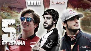 Resultado de la clasificación del GP de España de Fórmula 1 2015