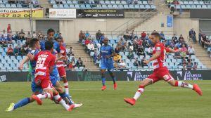 Getafe CF - Granada CF: puntuaciones del Granada CF, jornada 35