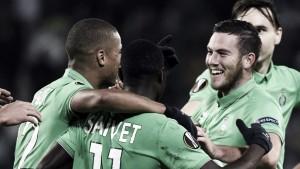 Saint-Étienne supera Qabala pela Europa League com gol contra do brasileiro Ricardinho