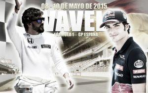 Descubre el Gran Premio de España 2015 de Fórmula 1