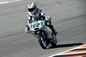 Sachsenring, Moto3: Kent acciuffa la pole anche dopo una caduta