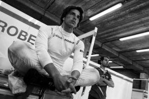 """Roberto Merhi: """"No estoy contento, llevamos así todo el año"""""""