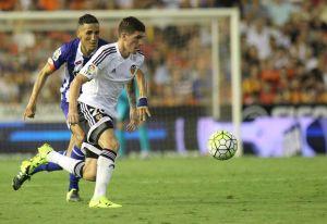 Valencia - Deportivo: puntuaciones del Valencia CF, jornada 2 de la Liga BBVA 2015