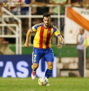 Rayo Vallecano - Valencia: puntuaciones del Valencia CF, jornada 1 de Liga BBVA 2015