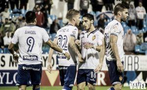 Girona FC - Real Zaragoza: ilusión y remontadain memóriam