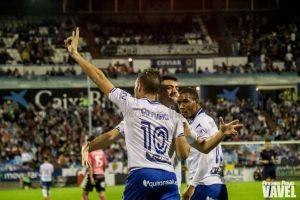 El Real Zaragoza es tercero por primera vez en las tres últimas temporadas