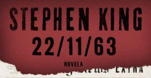 Se trabaja en una miniserie basada en la novela de Stephen King '22/11/63'