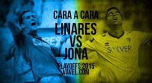 Jona vs Linares, el gol en estado puro