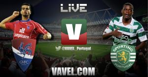 Gil Vicente vs Sporting CP, así lo vivimos