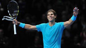 Nadal gagne et s'assure la première place