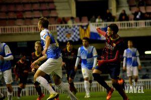 Barça B y Sabadell afrontan el primer derbi de la temporada
