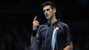 Djokovic en demis