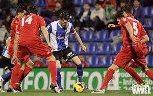 Sporting de Gijón - Hércules: tarde de estrenos sin margen