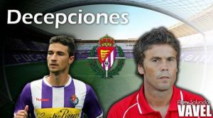 Real Valladolid 2014/15: las decepciones de la temporada