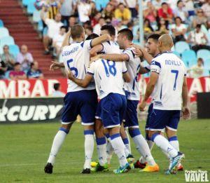 Precedentes históricos: Real Madrid Castilla - Real Zaragoza