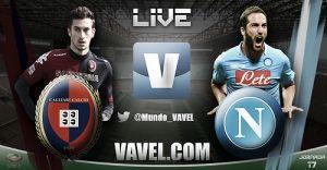 Cagliari vs Nápoles en vivo y en directo online