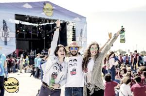 Llega la Bienvenida Universitaria a Alicante con más música, paellas y diversión que nunca