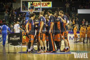 Valencia Basket empieza la pretemporada en Alcoy contra UCAM Murcia