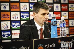 """Perasovic: """"El objetivo era ganar el partido y asegurarnos la Copa del Rey"""""""