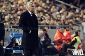 Ancelotti visualiza el camino